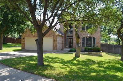 Austin Single Family Home Pending - Taking Backups: 11305 Pompey Ct