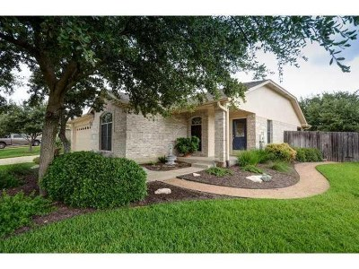 Single Family Home For Sale: 3308 Cantera Way
