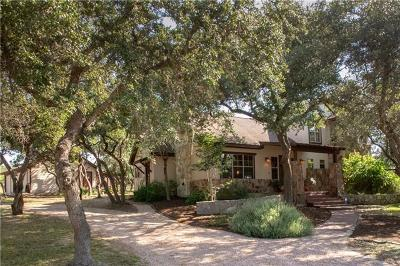 Dripping Springs Single Family Home For Sale: 10227 W Cave Loop