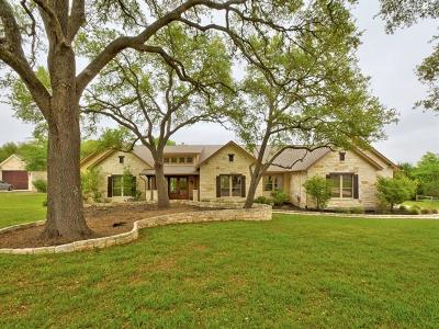 Dripping Springs Single Family Home Pending - Taking Backups: 1090 Drifting Wind Run