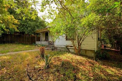 Austin Single Family Home For Sale: 1903 New York Ave