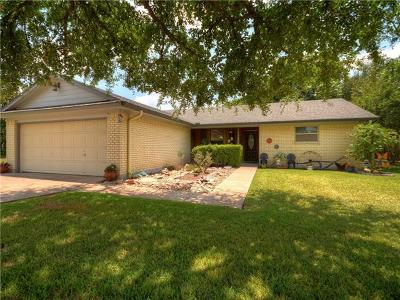Georgetown Single Family Home Pending - Taking Backups: 50209 Iron Horse Trlr