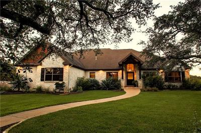 Dripping Springs Single Family Home Pending - Taking Backups: 182 Madera Way