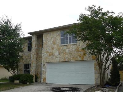 Manor Single Family Home For Sale: 13321 Constellation Dr