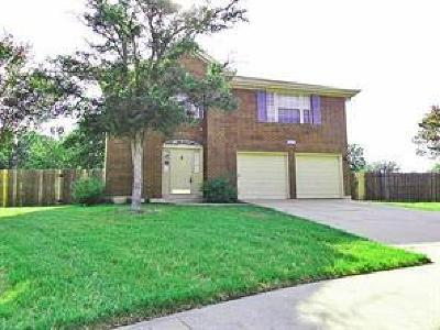 Travis County Single Family Home Pending - Taking Backups: 11402 Ashprington Cv