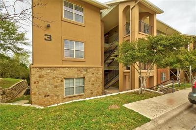 Austin Condo/Townhouse For Sale: 6810 Deatonhill Dr #3200