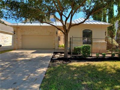 Cedar Park Single Family Home Active Contingent: 2510 Ben Doran Ct