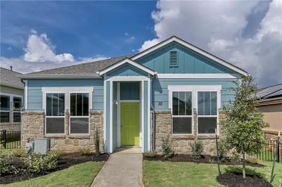 Round Rock Condo/Townhouse For Sale: 2800 Joe Dimaggio Blvd #33
