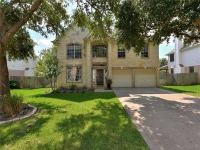 Georgetown Single Family Home For Sale: 704 Delmar Dr