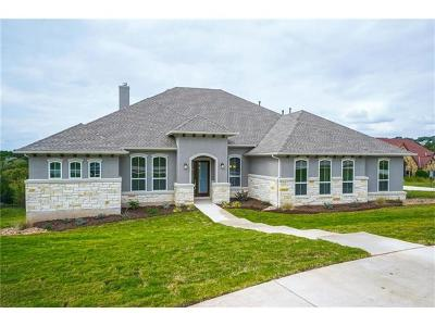 Leander Single Family Home For Sale: 2705 Crystal Falls Pkwy