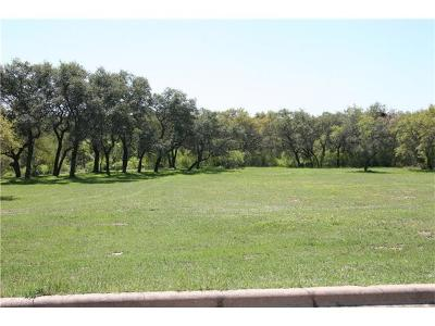 Barton Creek Lakeside, Barton Creek Lakeside Ph 01, Barton Creek Lakeside Ph 03, Barton Creek Lakeside The Ranch, Barton Creek Lakeside, Ranch Section 10, Barton Creek Lakeside/Ranch Sec 3, Barton Creek Lakeside/The Ranch Residential Lots & Land For Sale: 26201 Countryside Dr