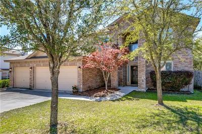 New Braunfels Single Family Home Pending: 853 San Fernando Ln