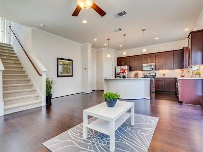 Round Rock Single Family Home Pending - Taking Backups: 2105 Town Centre Dr #54