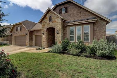 Pflugerville Single Family Home Pending - Taking Backups: 3305 Kestrel Lore Ct