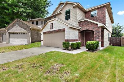 Manchaca Single Family Home Pending - Taking Backups: 11317 Hill Stable Ct