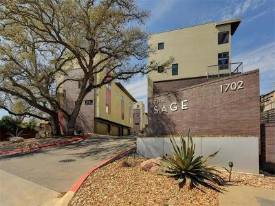 Austin TX Condo/Townhouse For Sale: $369,000