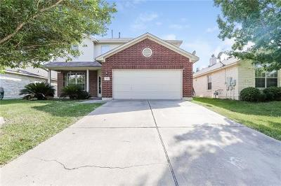 Pflugerville Single Family Home For Sale: 3913 Bandice Ln