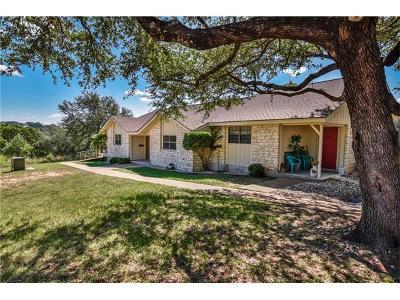Lago Vista Condo/Townhouse For Sale: 21013 Highland Lake Dr #33