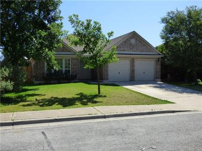 Kyle TX Single Family Home For Sale: $205,000