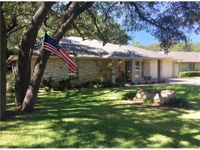 Georgetown TX Single Family Home For Sale: $294,999
