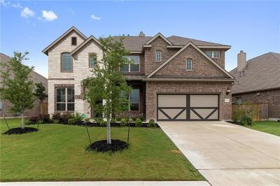 Pflugerville Single Family Home For Sale: 19512 Abigail Way