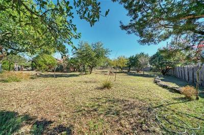 Dripping Springs Residential Lots & Land For Sale: 10810 Oakwood Cir