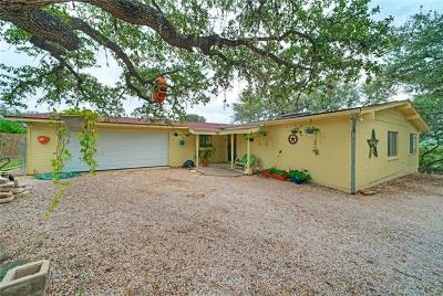 Spicewood Single Family Home For Sale: 19939 Siesta Shores Dr