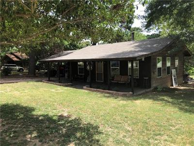Bastrop Single Family Home For Sale: 167 Pine Song