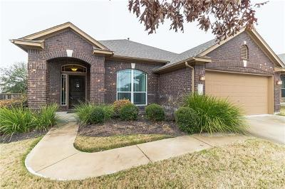 Round Rock Single Family Home Pending - Taking Backups: 2712 Emilia Ln