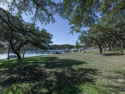 Austin Single Family Home Pending - Taking Backups: 6209 Hudson Bend Rd