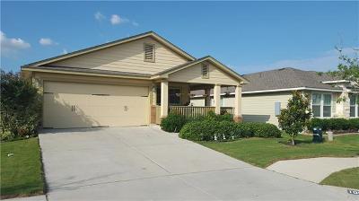 Pflugerville Single Family Home For Sale: 1000 Niobrara River Dr