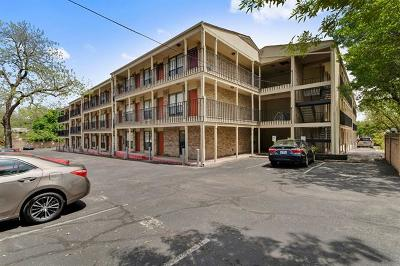 Austin Condo/Townhouse For Sale: 3000 Guadalupe St #108