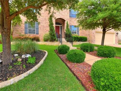 Cedar Park Single Family Home For Sale: 312 Water Oak Dr