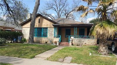 Austin Single Family Home For Sale: 2220 E Cesar Chavez St