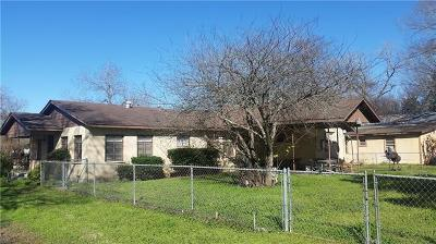 Bastrop County Single Family Home For Sale: 309 Washington