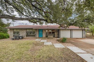Austin TX Single Family Home For Sale: $509,000