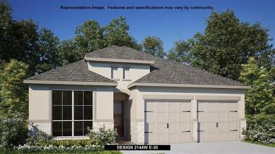 Georgetown Single Family Home For Sale: 341 Crossvine Trl