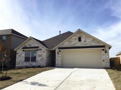 Single Family Home For Sale: 713 S San Marcos