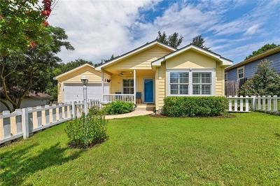Single Family Home Pending - Taking Backups: 4604 Cedar Point Dr