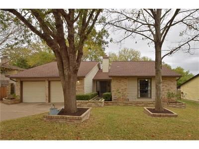 Austin Single Family Home Pending - Taking Backups: 314 Kimberly Dr