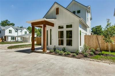 Travis County Single Family Home For Sale: 1145 Shady Ln #3