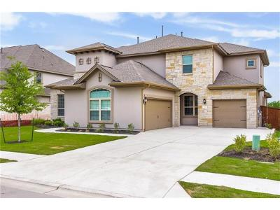 Round Rock Single Family Home Pending - Taking Backups: 5021 Savio Dr