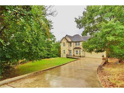 Travis County Single Family Home For Sale: 1007 Canyon Edge Dr