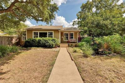 Austin Single Family Home Pending - Taking Backups: 1302 Romeria Dr