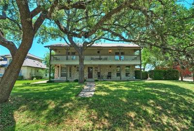 Lakeway Single Family Home For Sale: 911 Biscayne