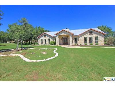 Salado Single Family Home For Sale: 1367 Indian Pass