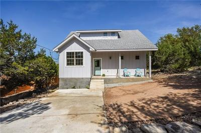 Dripping Springs Single Family Home Pending - Taking Backups: 10010 Little Creek Cir