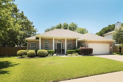 Cedar Park Single Family Home Pending - Taking Backups: 1808 Clay Ln