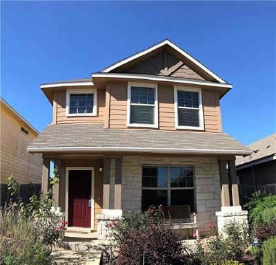 Austin TX Single Family Home For Sale: $197,000