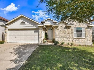 Hutto Single Family Home For Sale: 118 Saint Marys Dr